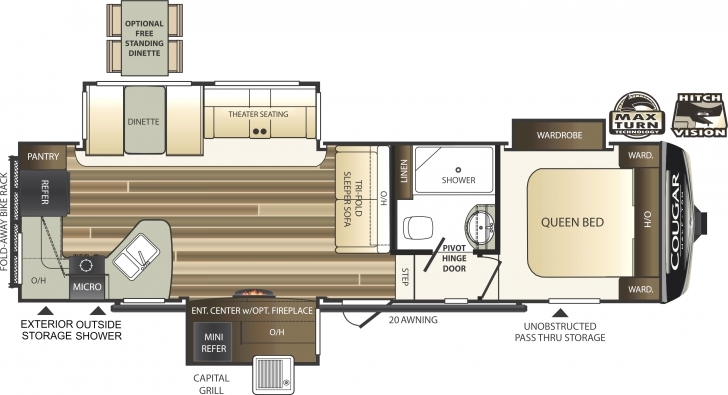 Wonderful 46 Best Of Bighorn Rv Floor Plans Images 35295 | Laurentidesexpress Bighorn Floor Plans Image