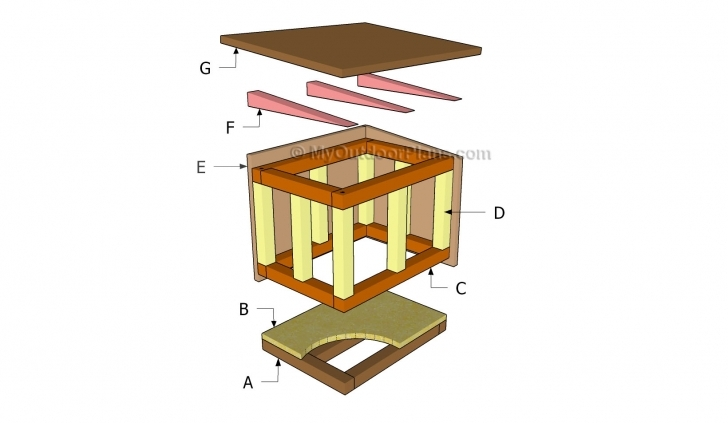 Wonderful Cat House Plans | Myoutdoorplans | Free Woodworking Plans And Cat House Plans Photo