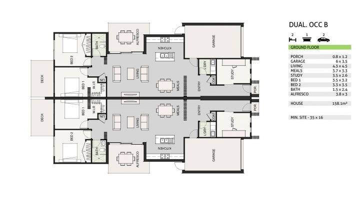 Wonderful Finance | Berstan Homes | East Victoria's Best Real Estate Developer Dual Living Floor Plans Pic