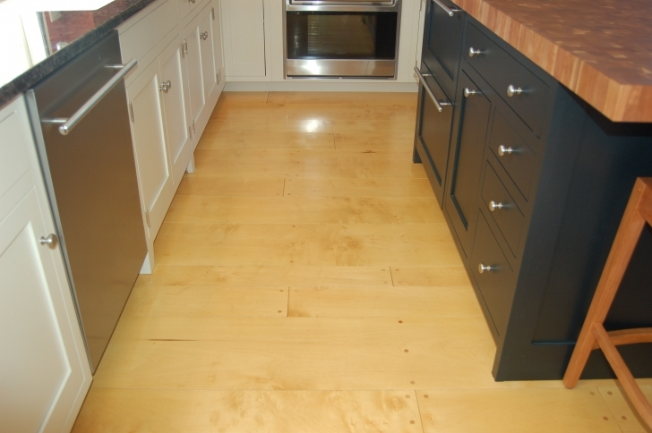 Wonderful Maple Wide Plank Flooring - Vonderosa Wide Plank Flooring, Nh, Vt, Maine Wide Plank Maple Flooring Photo