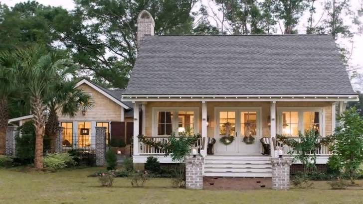 Wonderful Small Acadian Style House Plans - Youtube Acadian Style House Plans Image
