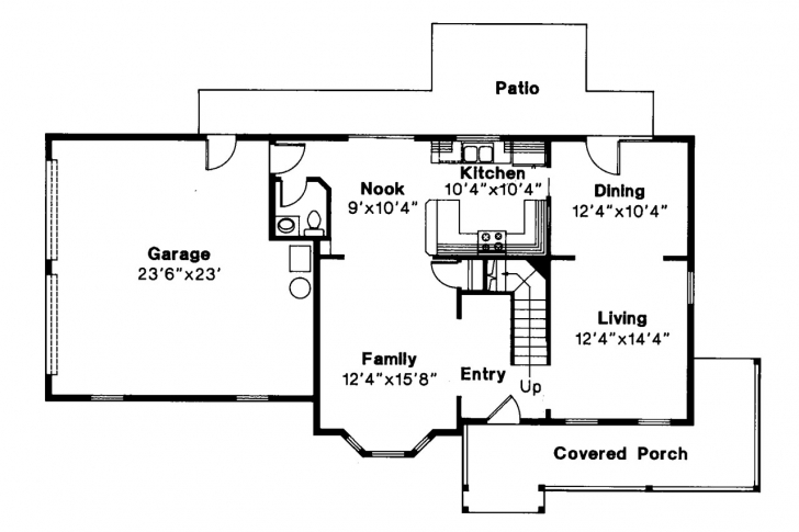 Amazing Country House Floor Plan Country House Floor Plans Image
