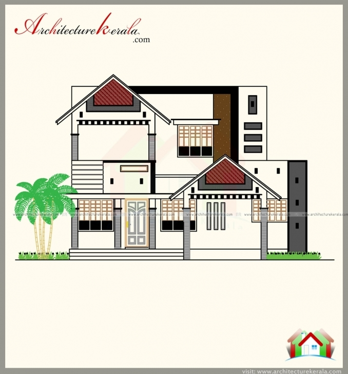 Awesome 1500 Square Feet House Plan Everyone Will Like | Homes In Kerala, India 1500 Sq Ft House Plans Picture