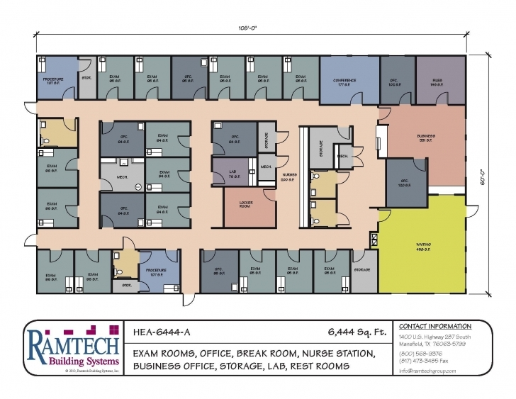 Awesome 17 Awesome Medical Clinic Floor Plan Design Sample | Kids-Lev Medical Clinic Floor Plan Design Sample Picture