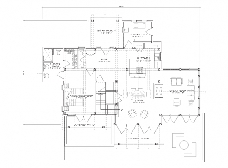 Awesome Clearwater | Timber Frame Floor Plan Clearwater Floor Plan Photo