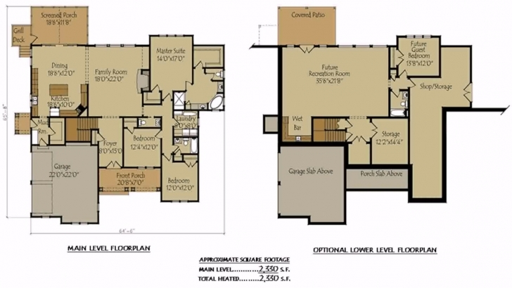 Awesome House Plans With Basement Layout - Youtube House Plans With Basement Image