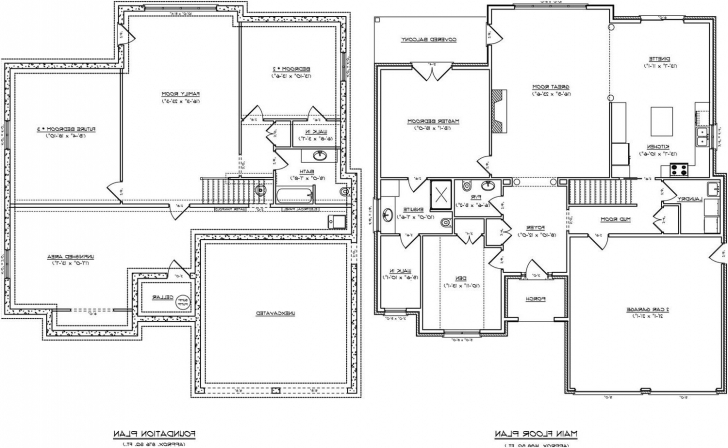 Classy One And A Half Story House Plans With Walkout Basement Ranch From One And A Half Story House Plans Pic