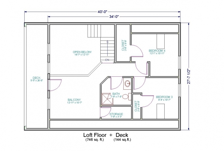 Classy Unique House Plans With Loft #2 Small House Floor Plans, Unique House Plans With Loft Pic