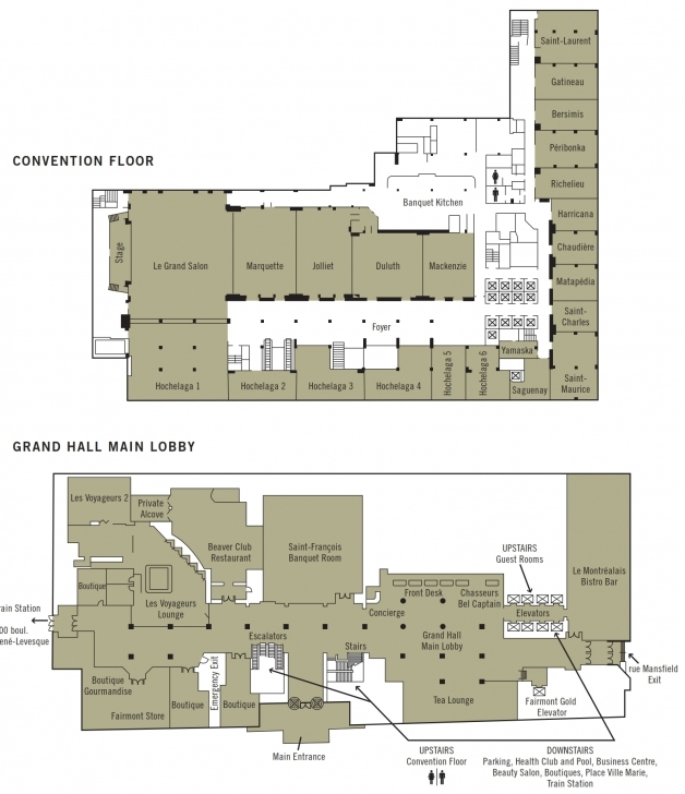 Exquisite Keystone Symposia   Scientific Conferences On Biomedical And Life Fairmont Floor Plan Picture