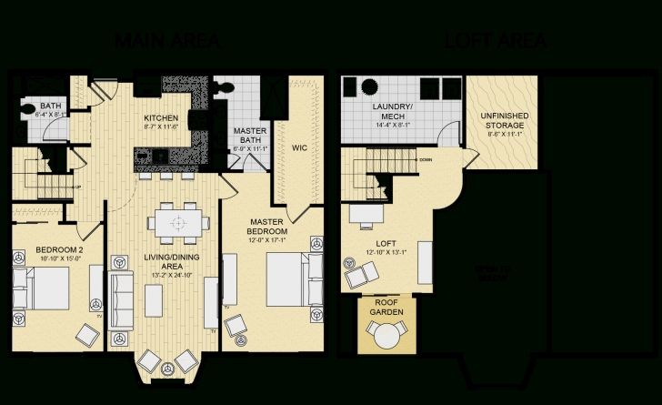 Fascinating House Floor Plans With Loft Homes Home Design Ideas 3 - Decorating Ideas House Plans With Loft Picture