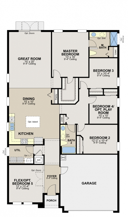 Good Clearwater Whaley's Creek In Saint Cloud Clearwater Floor Plan Pic