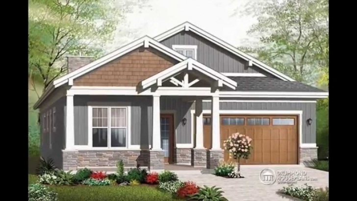 Good Small Craftsman Bungalow House Plans | Small Craftsman House Plans Small Craftsman House Plans Photo