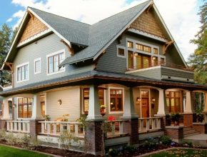 Great 21 Craftsman-Style House Ideas With Bedroom And Kitchen Included Craftsman Style House Plans Image