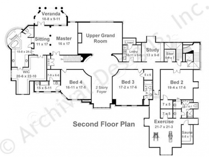 Image of Federal Style House Floor Plans Awesome Bellenden Manor French Country House Floor Plans Photo