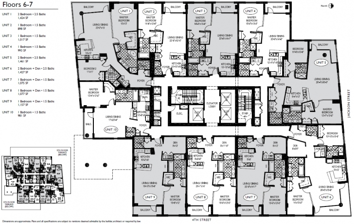 Image of Untitled Document The Summit Floor Plan Pic