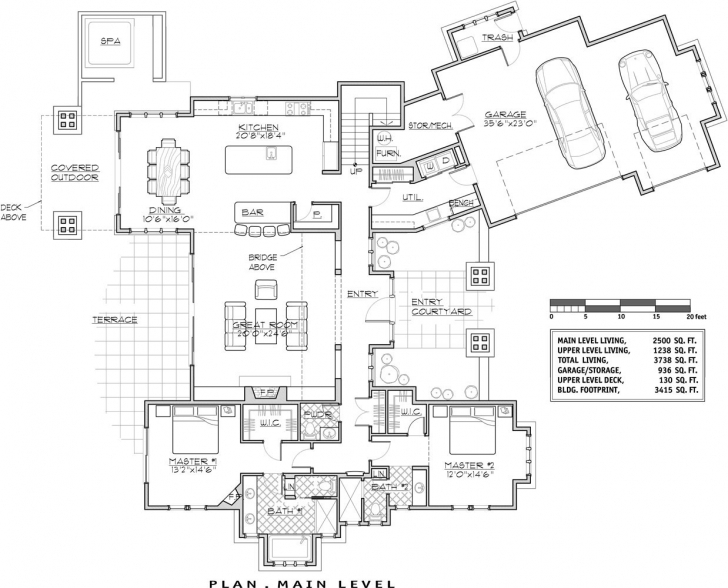 Incredible St Floor Lovely Lake House Floor Plans - Modern Home Decoration And Lake House Floor Plans Image