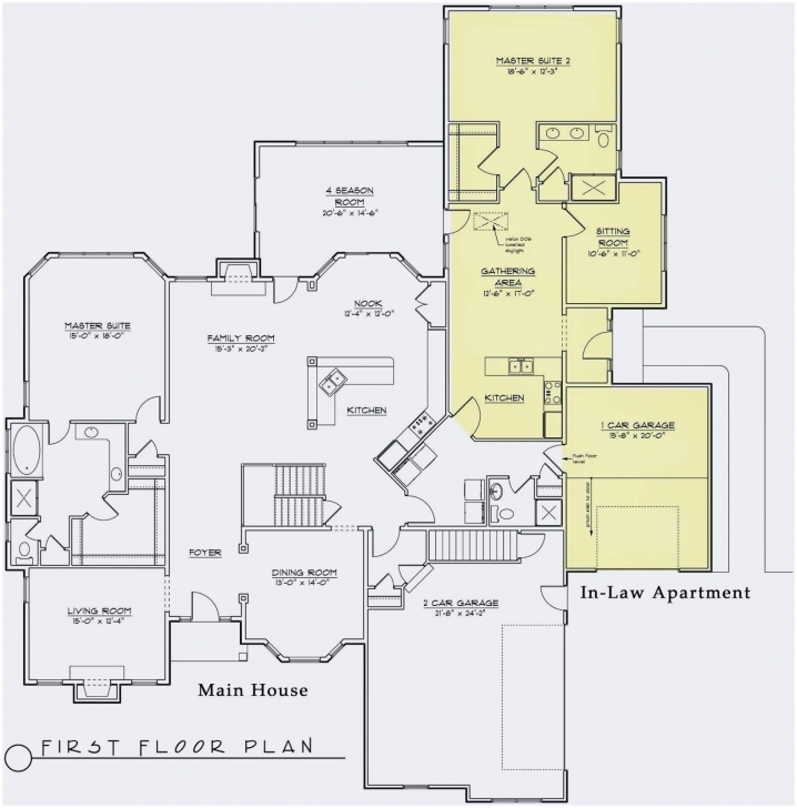 Inspirational Best Of House Plans With Detached Mother In Law Suite Best 18 Lovely House Plans With Inlaw Apartment Picture