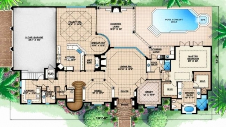 Inspiring Remodel House Plans Elegant Tropical House Designs And Floor Plans Tropical Floor Plans Picture