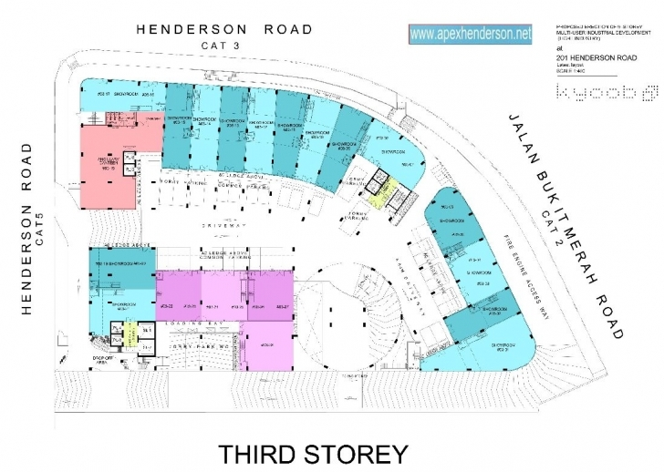 Interesting Apex@henderson Singapore - The Most Comprehensive And Official Apex Floor Plans Picture