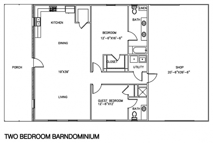 Interesting Floor Plans - Texas Building Center Texas Floor Plans Image