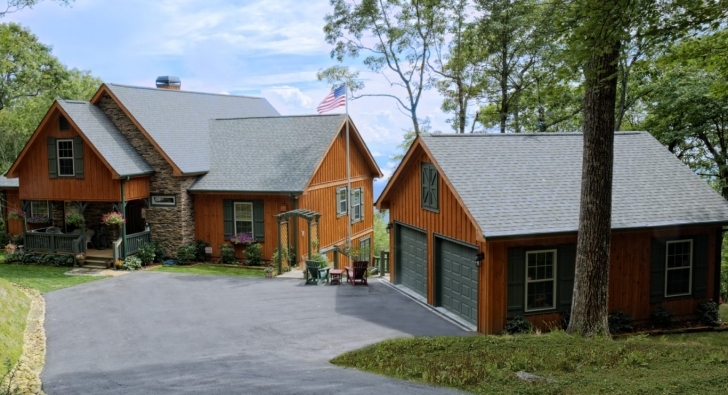 Most Inspiring Rustic Mountain House Plans With Walkout Basement