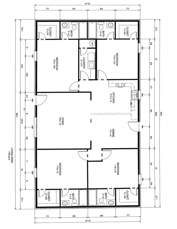 Picture of 40×60 House Floor Plans Fresh Luxury 40×60 House Floor Plans Images 40x60 Floor Plans Photo