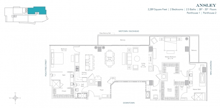 Picture of Floorplan Images On The Ansley Floor Plan | Floor Plans Design The Ansley Floor Plan Photo