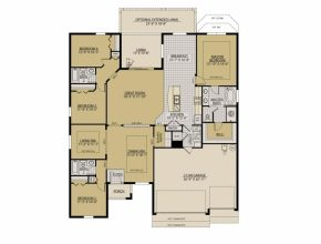 Picture of Sandestin | New Home Floor Plan | William Ryan Homes William Ryan Homes Floor Plans Picture