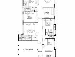 Picture of The Titan Home Design - Smart Homes For Living Titan Homes Floor Plans Pic