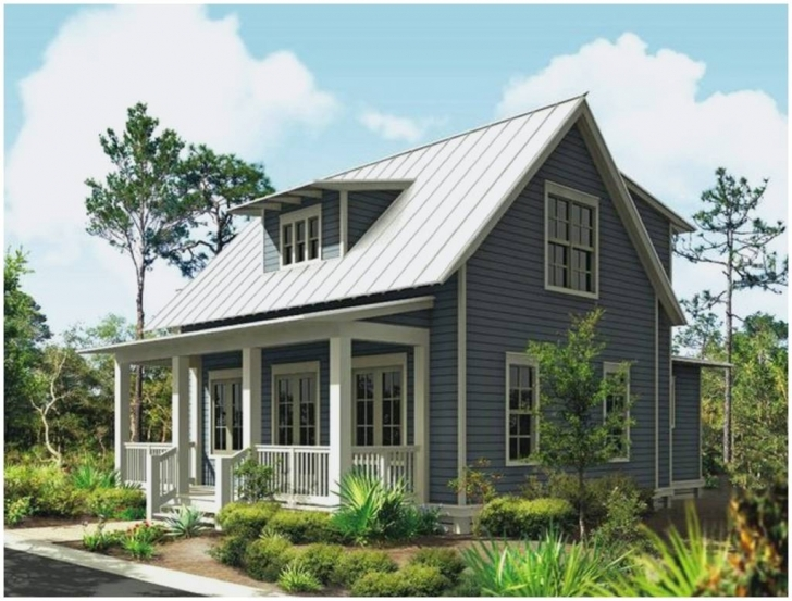 Popular Elegant Small House Plans 2 Story For Excellent Small Beach Cottage Small Cottage House Plans Photo