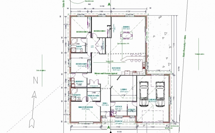 Remarkable Autocad House Plans Draftsight Floor Plan Beautiful Scintillating Autocad House Plans Pic