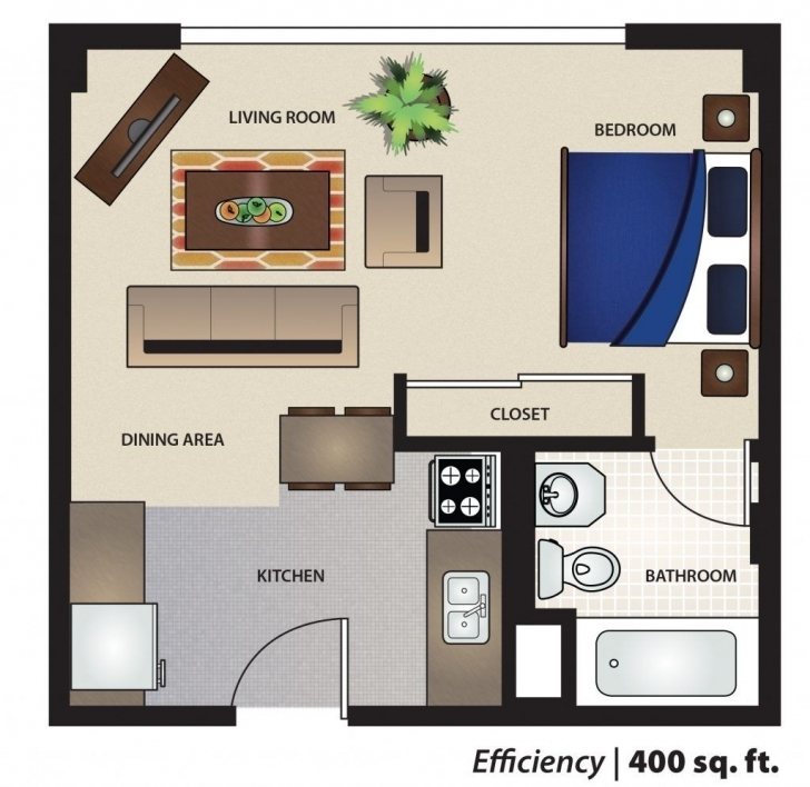 Splendid Image Result For Floor Plans 400 Sq Ft Above Garage Apartment 450 Square Foot Plan Photo