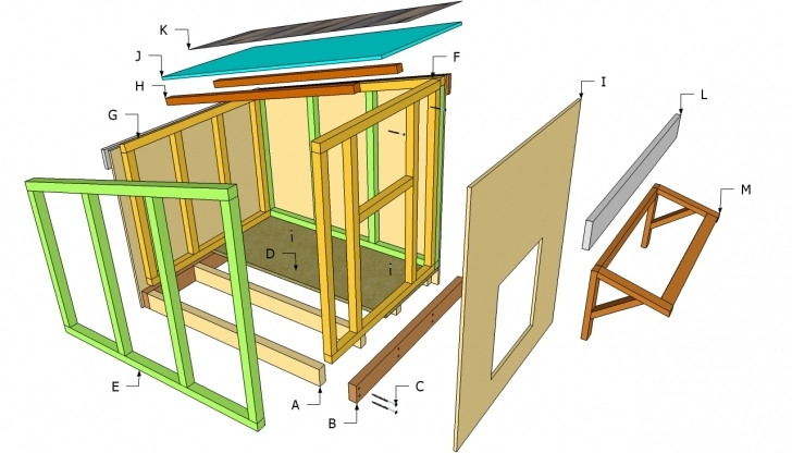 Stunning Large Dog House Plans Free Gorgeous Inspiration 1 1000 Images About Large Dog House Plans Picture