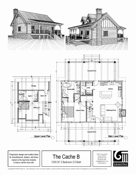 Stunning Wonderful Log Cabin Home Plans 14 House With Basement Homes Log House Plans Photo