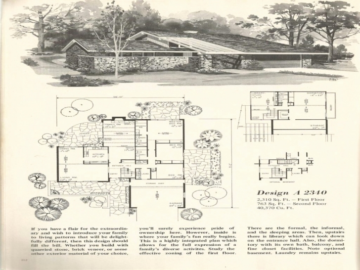 Top 1970S House Floor Plans Best Of 1980S House Plans House Plans 1970s House Plans Photo