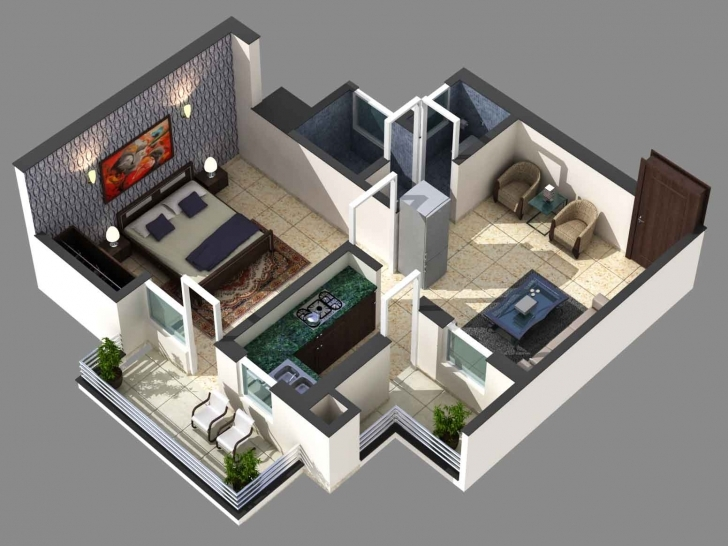 Top Photo of 2 Bedroom House Plans - House Plans Two Bedroom House Plans Pic