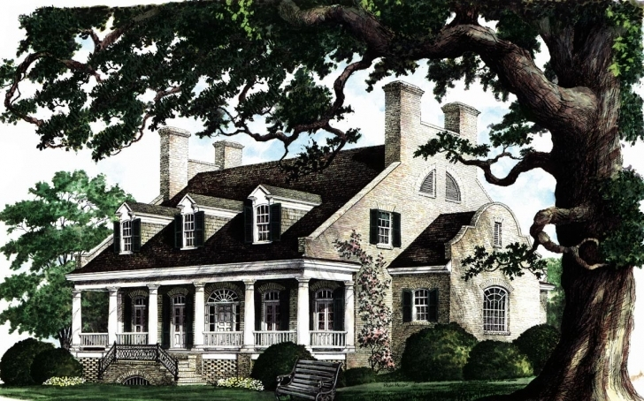 Top Photo of Southern Plantation House Plans With Porches Lovely Southern Plantation House Plans Pic